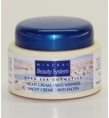 Night Cream - Anti Wrinkle