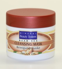 Cleansing Mask - Argan Oil